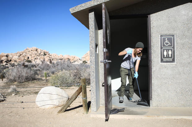 随着政府关闭的继续,国家公园受到威胁