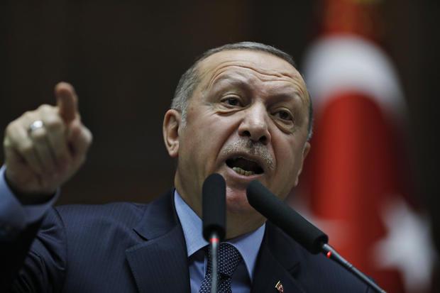 土耳其美国叙利亚