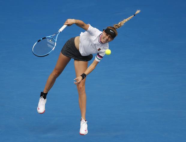网球 - 澳网 - 第三轮
