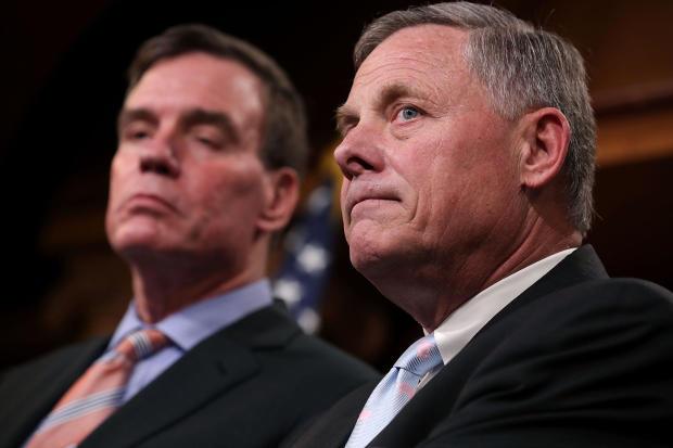Sen. Intelligence Cmte负责人讨论俄罗斯选举干扰调查