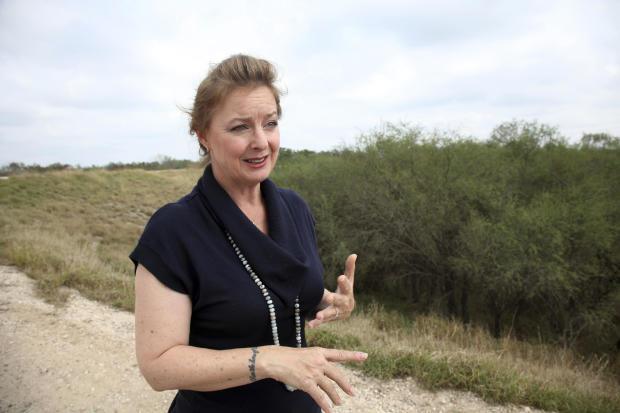 边境墙德克萨斯州