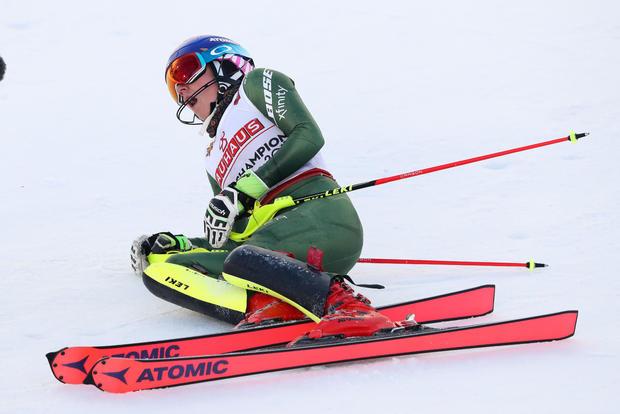 FIS世界滑雪锦标赛 - 女子障碍赛
