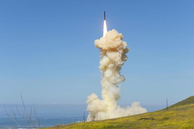 导弹防御测试