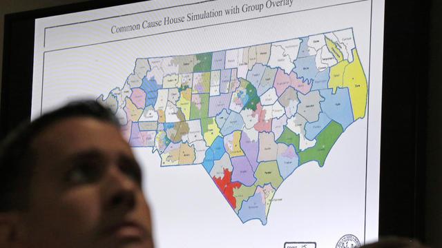 Redistricting North Carolina