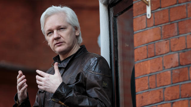 Sweden Announce That They Are Dropping Rape Charges Against Julian Assange