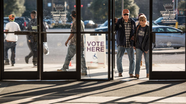 Voters In South Carolina Head To The Polls In The State's Democratic Primary