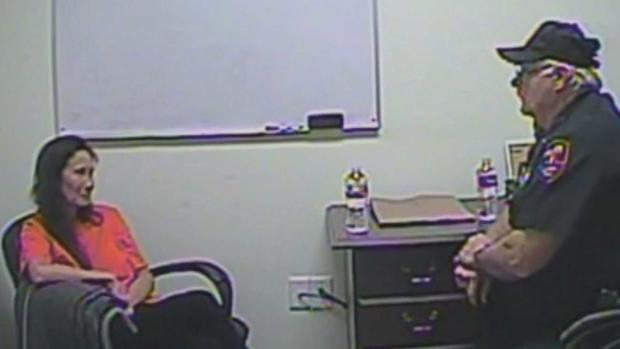 Sandra Garner questioned