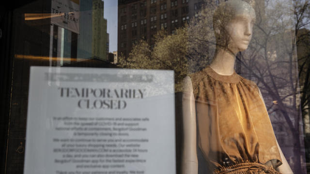 Businesses Close Stores Nationwide In Response To Coronavirus Pandemic