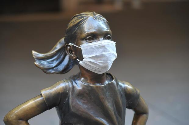 Photos of New York City during the coronavirus crisis