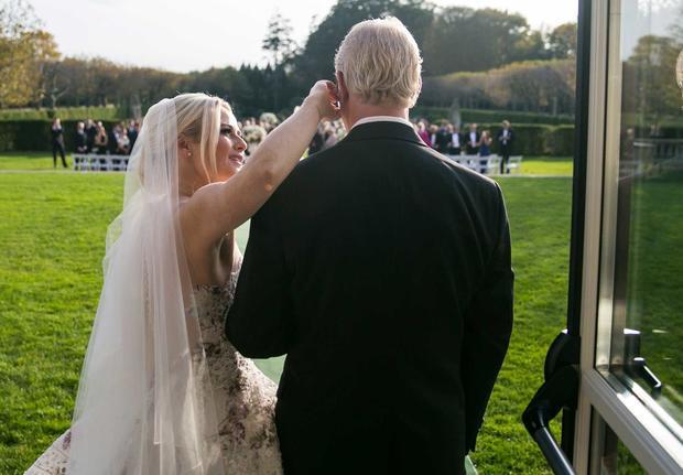 Caroline and Mike Reuschel