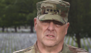 How the Joint Chiefs of Staff chairman honors the fallen