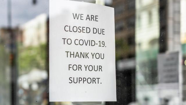 Covid-19 Signage - New York