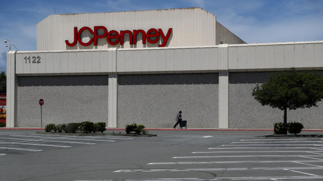 JC Penney Makes Overdue Loan Payment, Temporarily Staving Off Bankruptcy