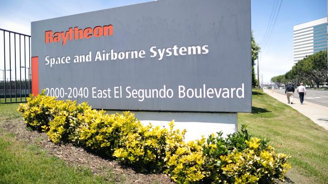 """Raytheon And United Technologies Announce """"Merger Of Equals"""""""