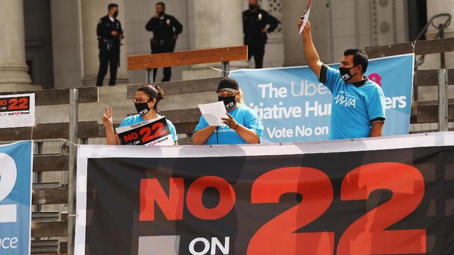 Proposition 22 — California