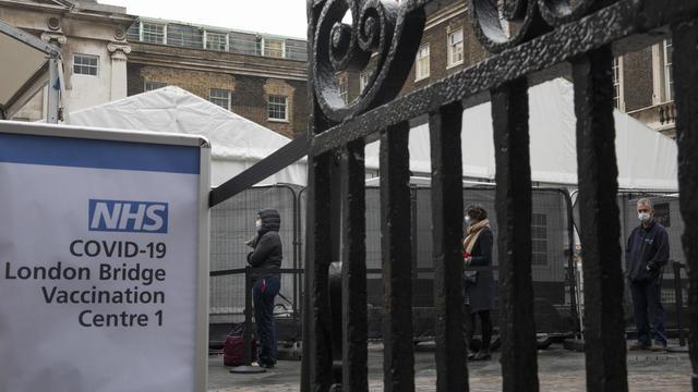 Boris Johnson Announces Third National Coronavirus Lockdown