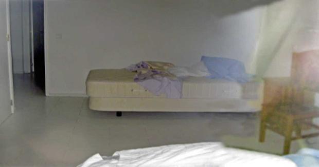 Madeleine McCann's empty bed