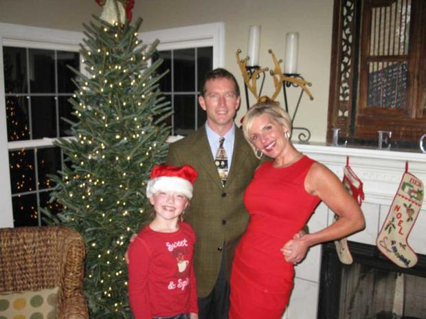 Doug, Renee and Eva Benefield
