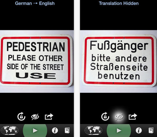 Top translation apps for real-time help in dozens of languages - CBS