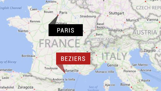 France arrests Chechens over alleged terror plot reports say CBS News