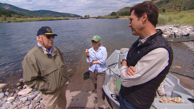 fishing dick cheney