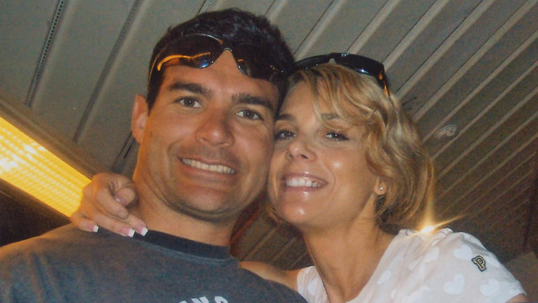George and Shauna Tiaffay