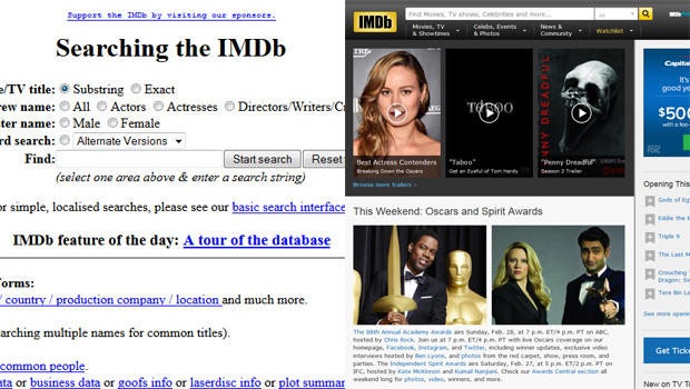 The man behind IMDb - CBS News