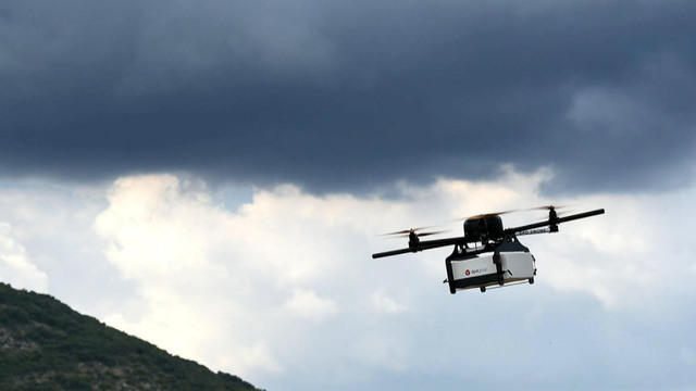 Chipotle Testing Out Drone Delivery Service