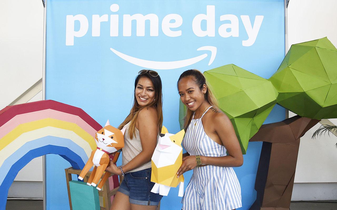 Amazon Prime Day Event 2018