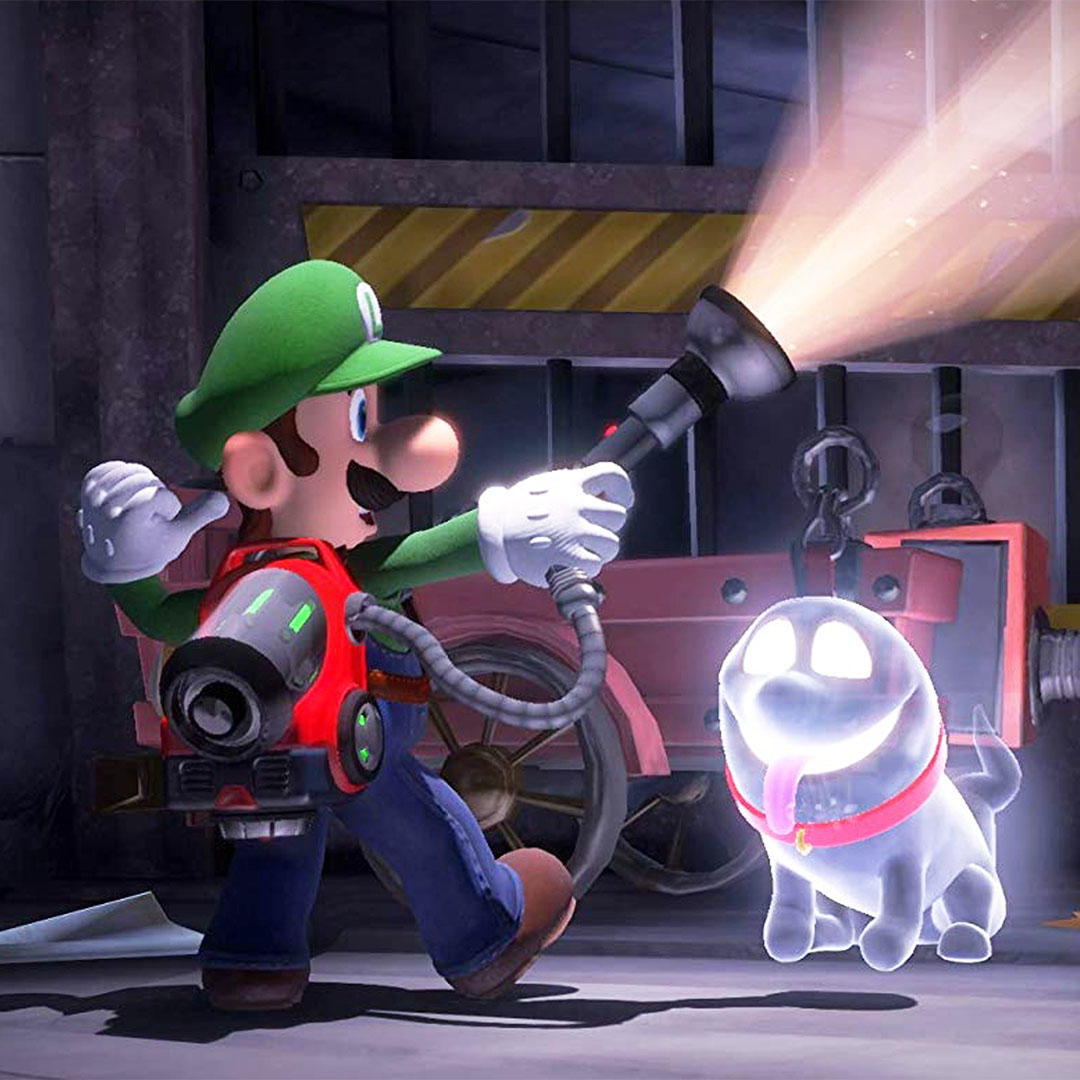 Luigi's Mansion 3, Nintendo, Nintendo Switch