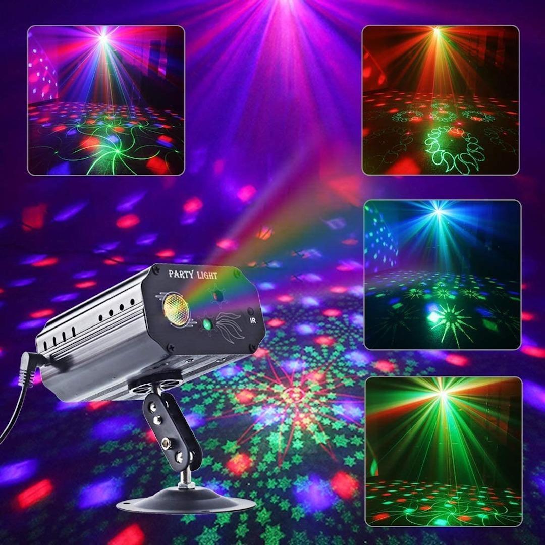 RGB Party Lights