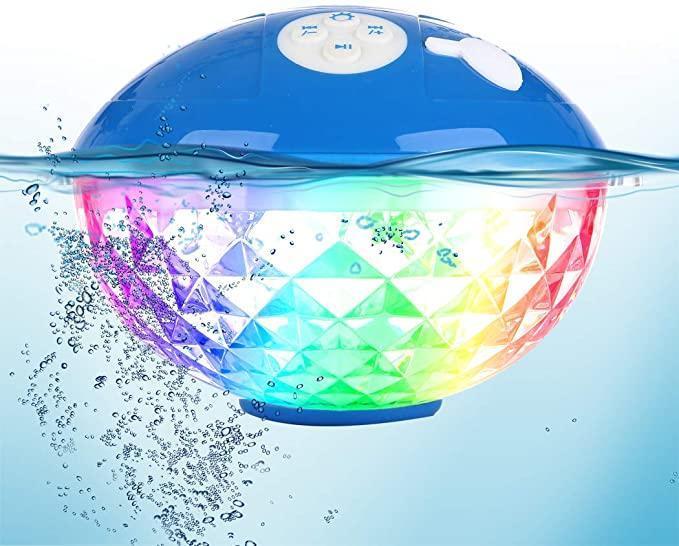 Bluetooth pool speaker