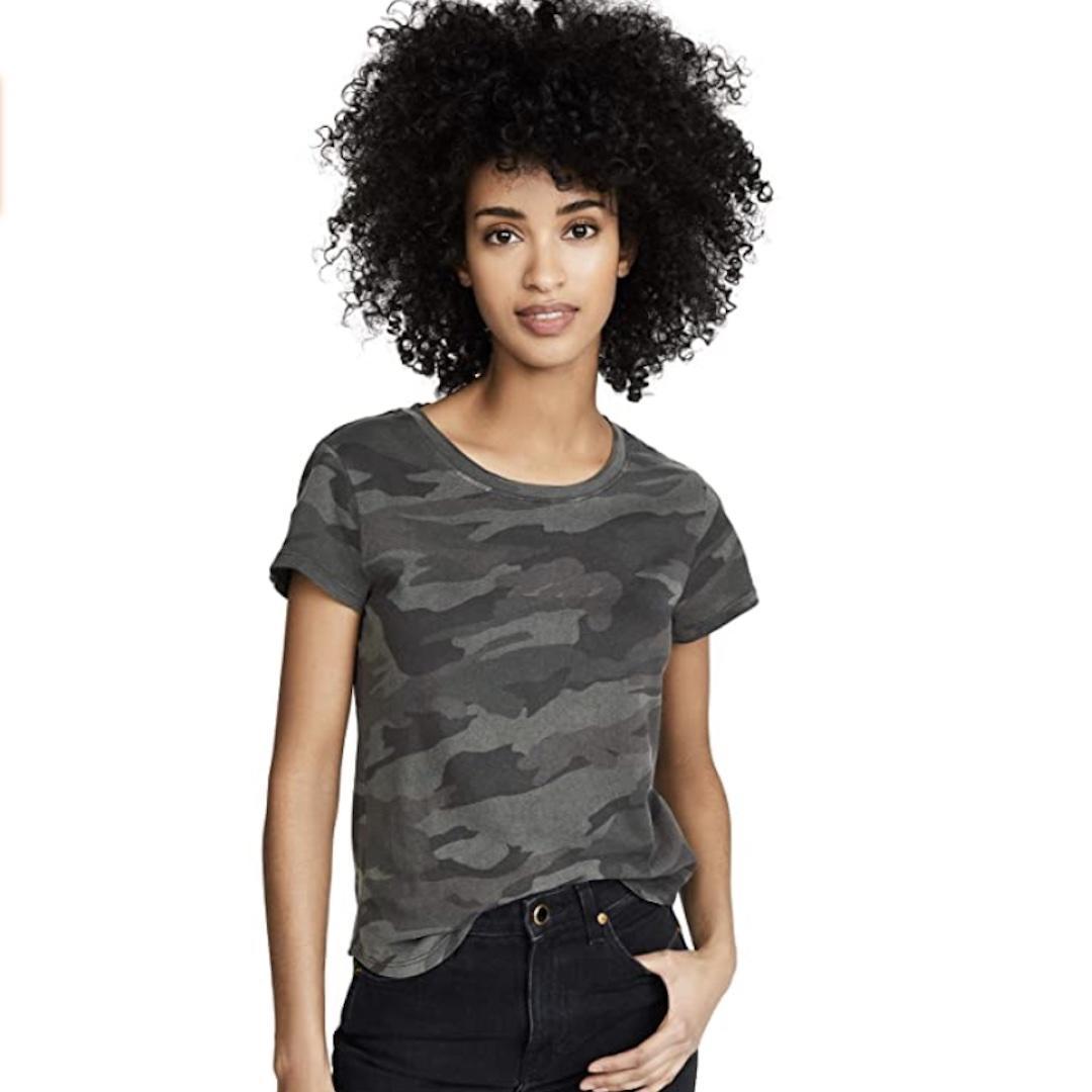 Splendid short sleeve crewneck T-shirt