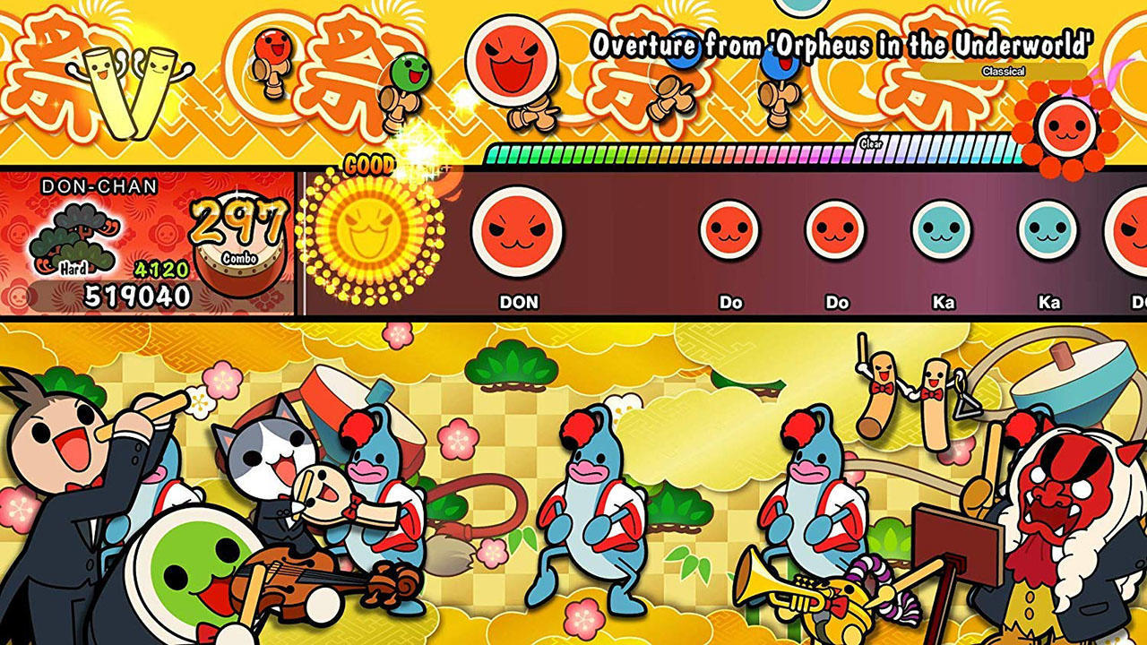 Taiko no Tatsujin Drum 'n' Fun!  - Nintendo Switch