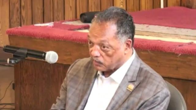 Rev. Jesse Jackson leaves rehab hospital after recovering from COVID-19