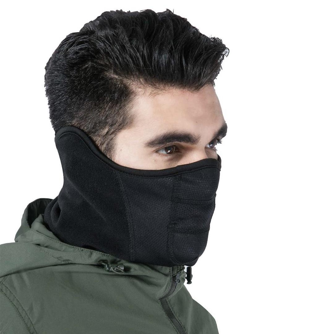 Winter Face Mask and Neck Gaiter