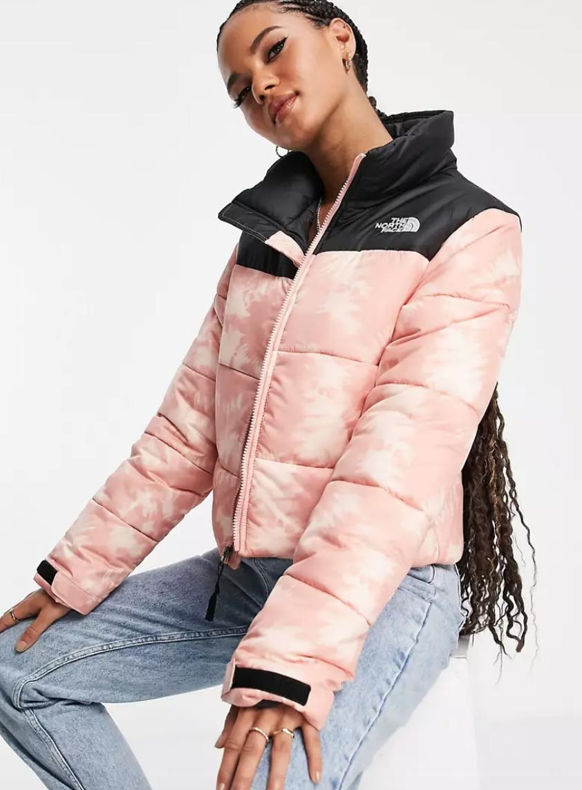 The North Face Cropped Saikuru jacket