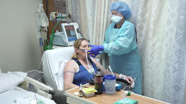 Kentucky hospital feels strain of staff shortage amid COVID surge