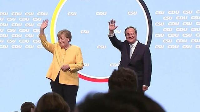 After 16 years, Merkel's time is up, and Germany's heading left