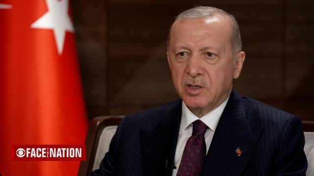 Transcript: Turkish President Recep Tayyip Erdoğan on