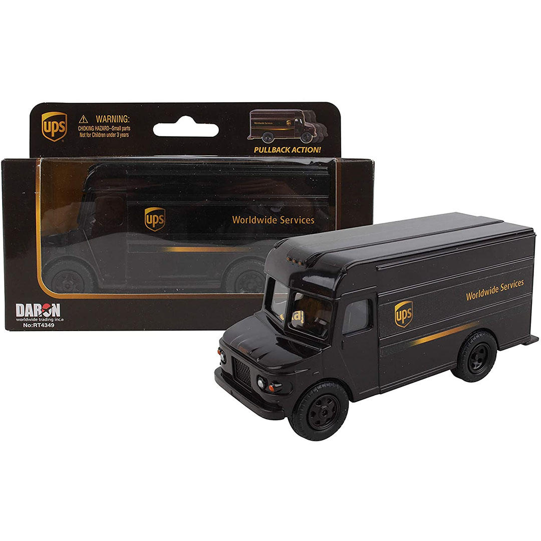 UPS toy truck