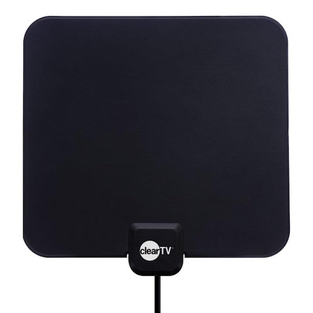 Clear TV Indoor Amplifying & Broadcasting Antenna