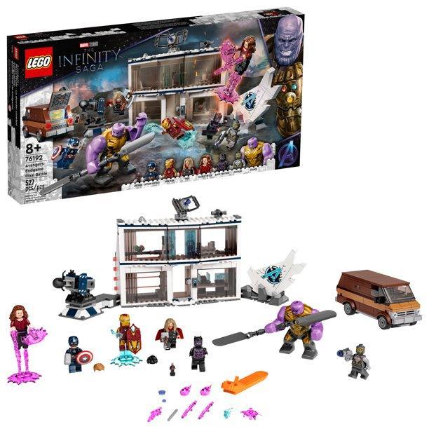 LEGO Marvel Avengers: Endgame Final Battle