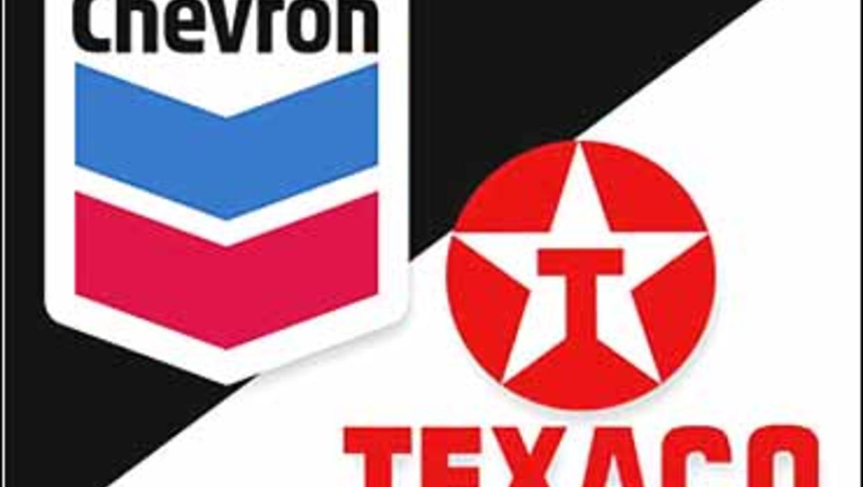 chevron texaco merger essay
