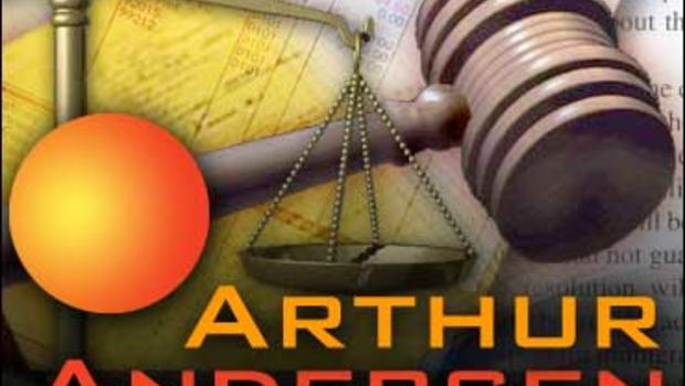 arthur andersen Us accountancy firm arthur andersen is convicted of obstructing justice, and now pledges to stop auditing publicly traded firms.
