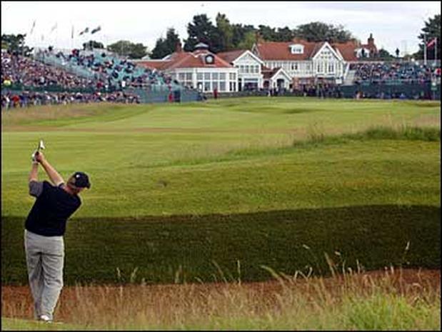 2002 British Open