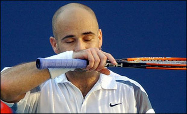 2002 U.S. Open Finals Photo Essay