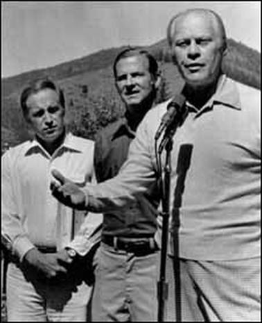 The Ford Presidency
