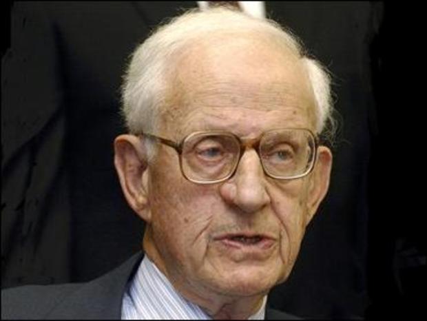 Robert Morgenthau, longest-serving Manhattan DA, dies at 99