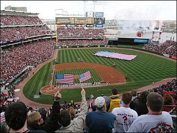 Opening Day 2003